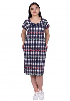 3017 Платье 52-60